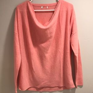 Sundance Pink Cashmere Sweater